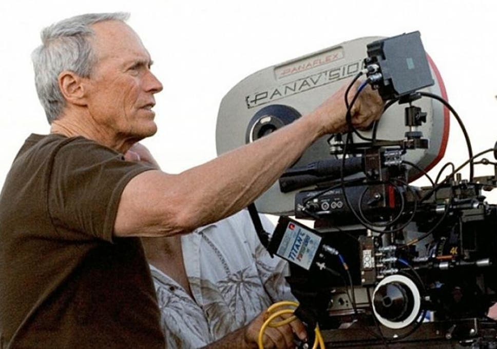 Image result for clint eastwood directing