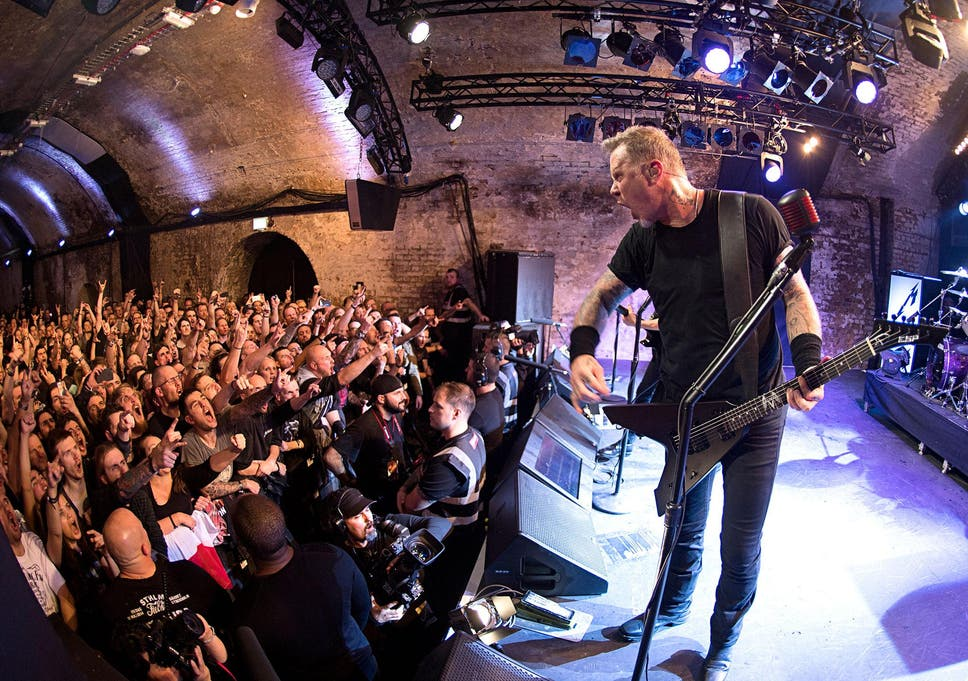 Metallica tickets: How to see band's live shows in London