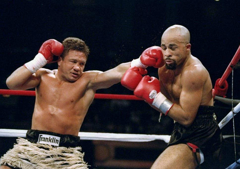 Boxing men having sex after boxing