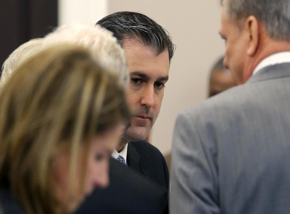 Slager's case is expected to reach the jury by this weekend