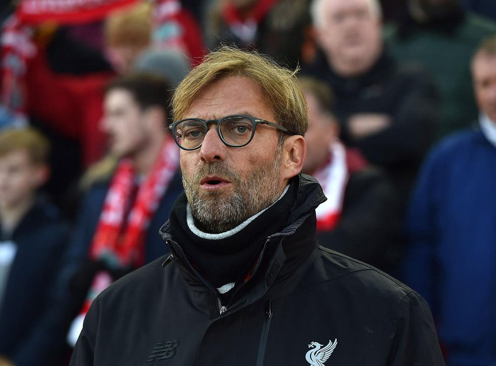 The Liverpool boss is being very coy over transfer plans for the upcoming window