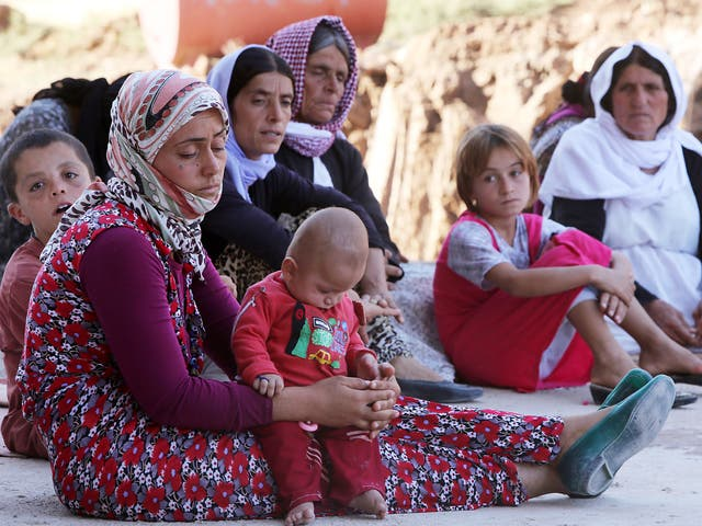 In July 2016, the UN recognised Isis persecution of the Yazidi ethnic minority as 'genocide'