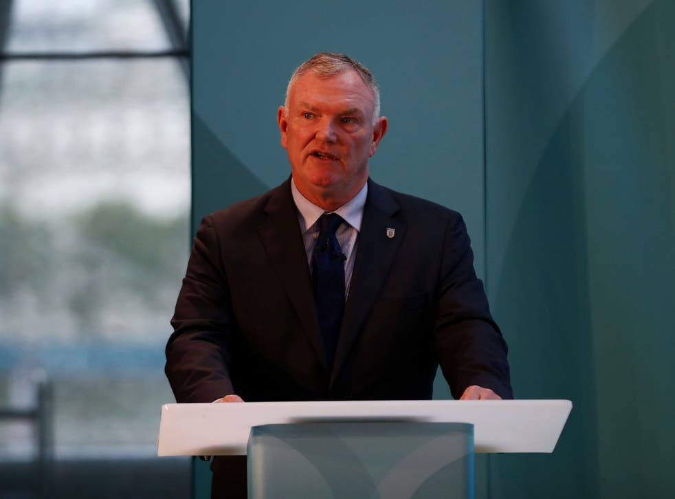 Clarke said it was the biggest crisis in the governing body's history that he could remember