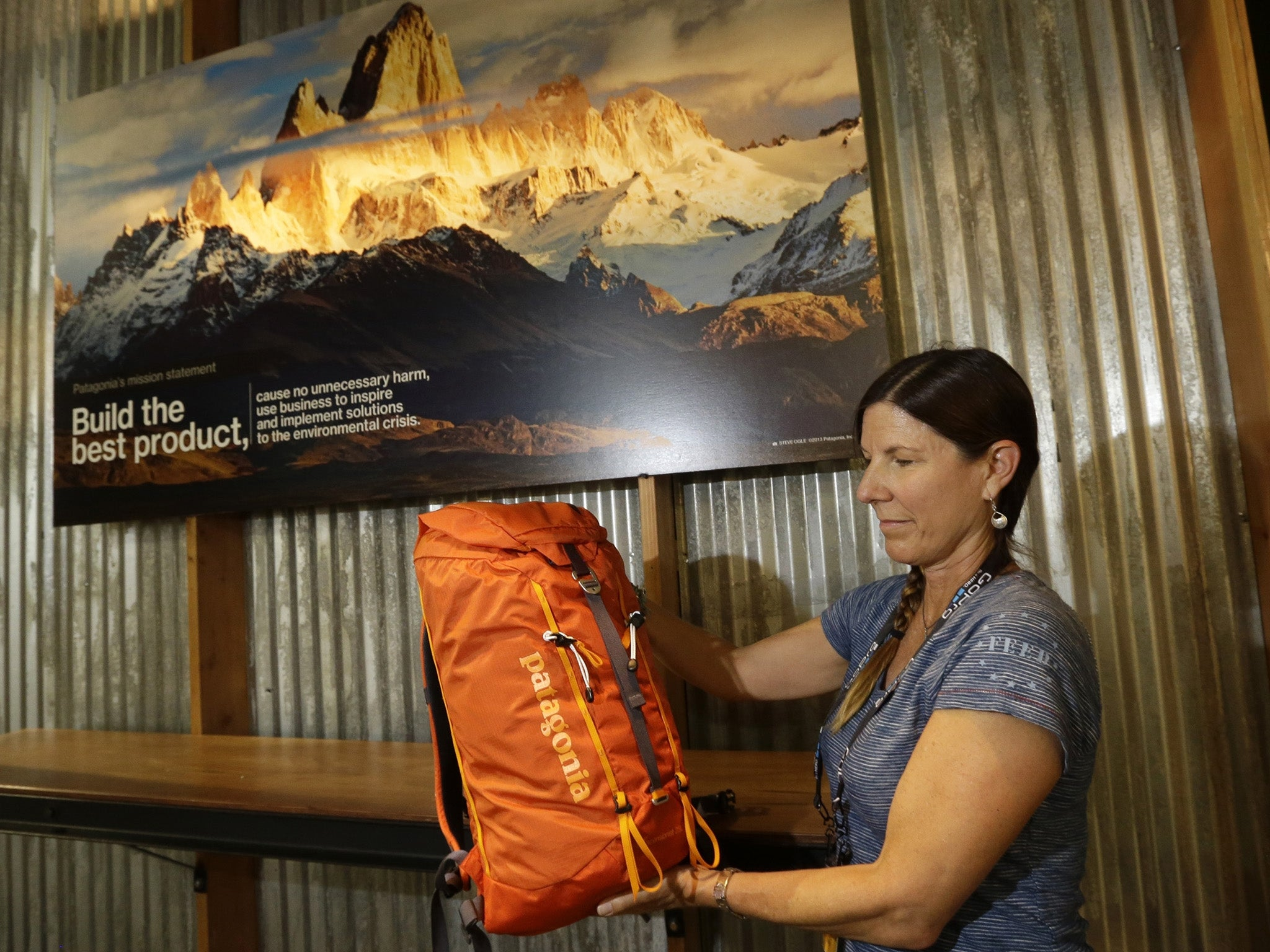 patagonia clothing company Gear up in a wide selection of patagonia outdoor clothing and gear for men, women, kids and babies at patagoniacom built with our ironclad guarantee.