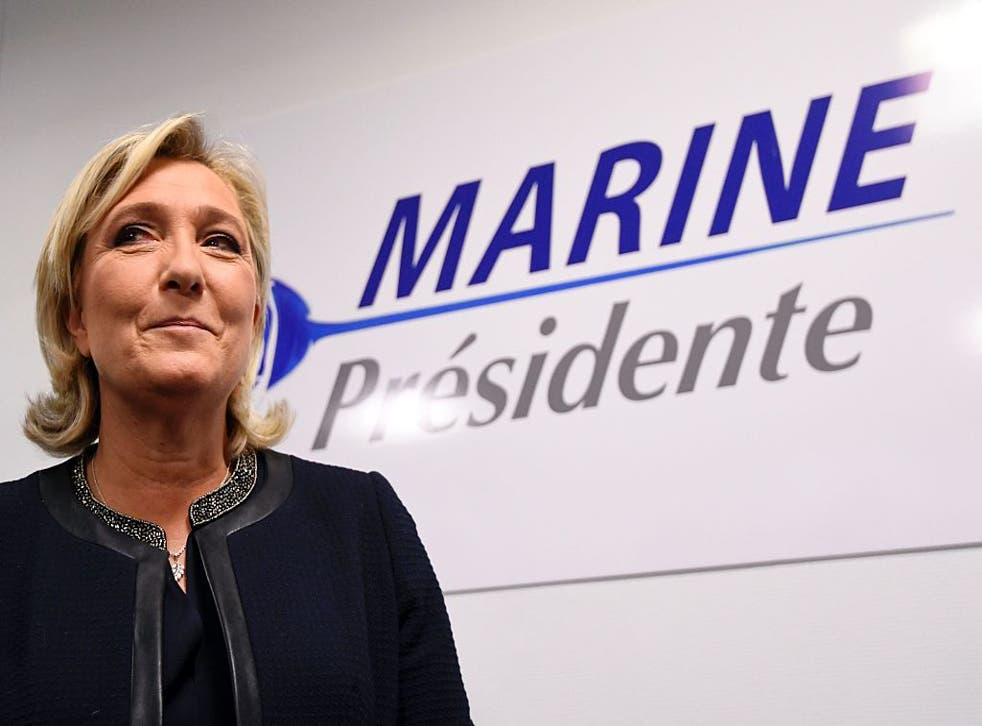The still-recent history of French involvement with Nazi facism will motivate voters to keep Marine Le Pen out
