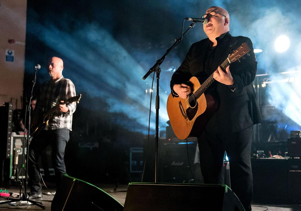 Pixies Brixton Academy Gig Review Idiosyncratic Alt Rockers