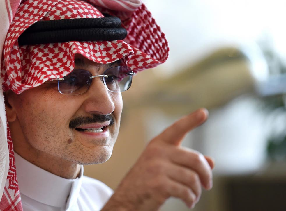 Prince Alwaleed bin Talal defended his call, saying current economic circumstances demanded it