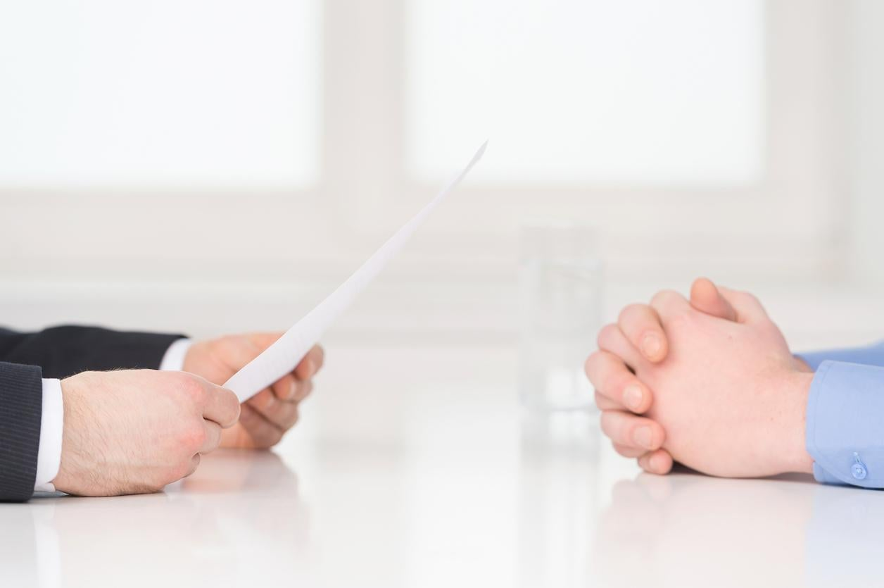 Nice 21 Psychological Tricks That Will Help You Ace A Job Interview | The  Independent