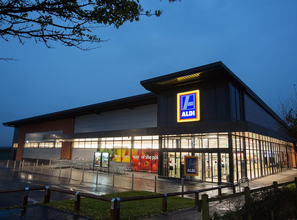 Aldi lights up the grocery sector