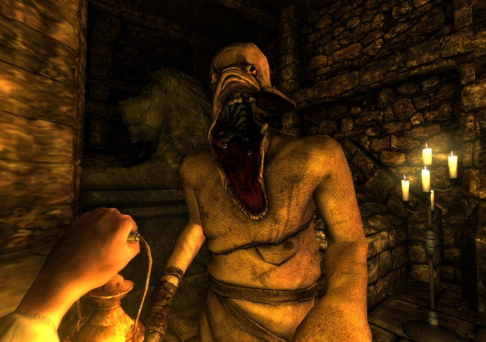 The Amnesia Collection review, PS4: Essential for console gamers who love  horror