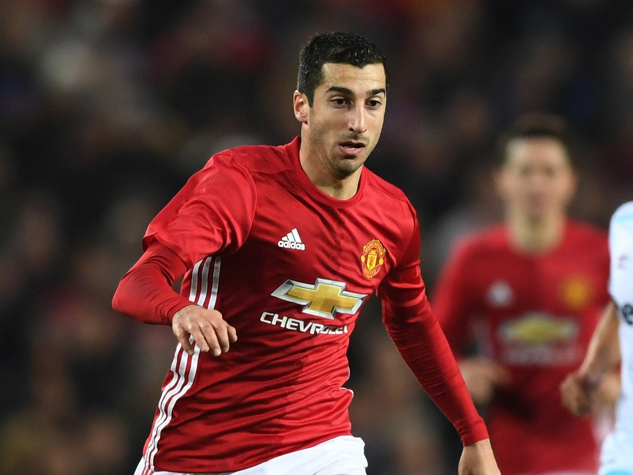 Manchester United vs West Ham Henrikh Mkhitaryan finally proving