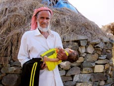 Yemeni families torn apart by war forced to choose which child to save