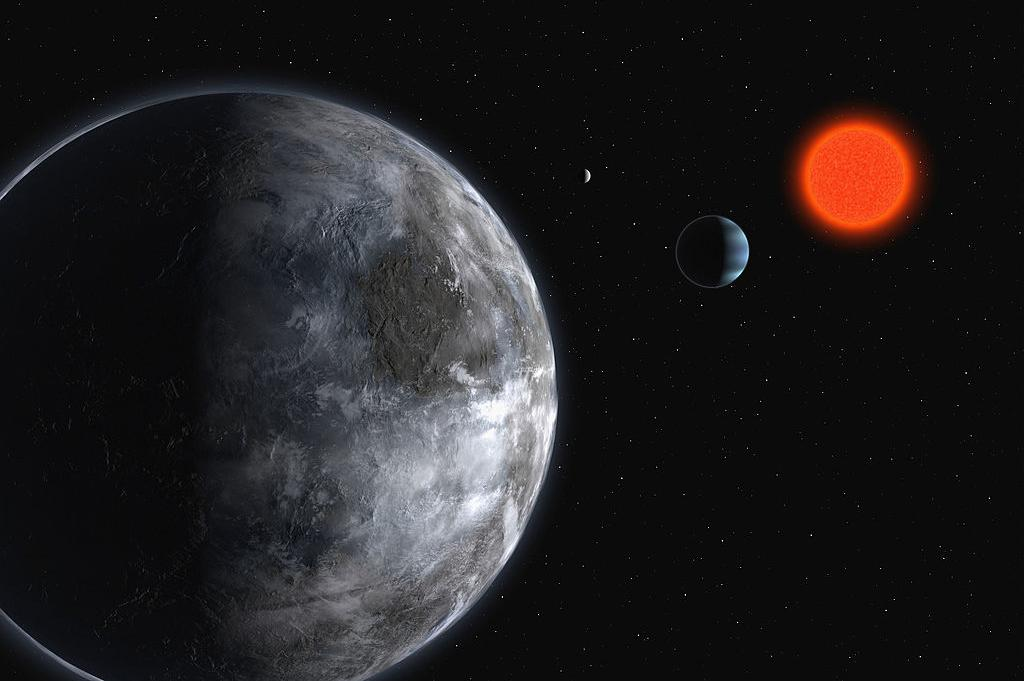 Huge Jupiter-like planet discovered by astronomers confounds theory of planetary development