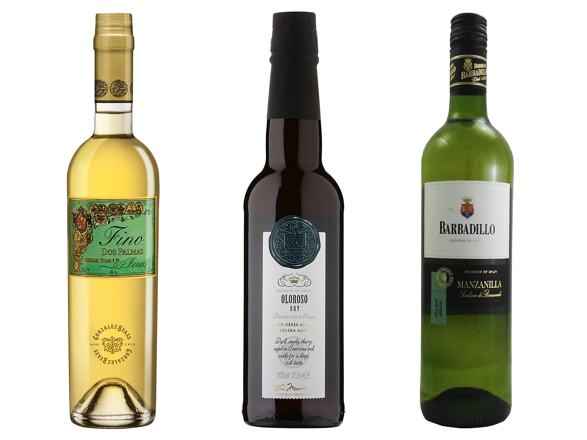 Wines of the week: Three sherries for the festive season | The ...