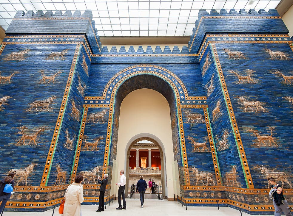 The Ishtar Gate comes from Babylon in modern-day Iraq. Would it have survived the 1991 war on Iraq?