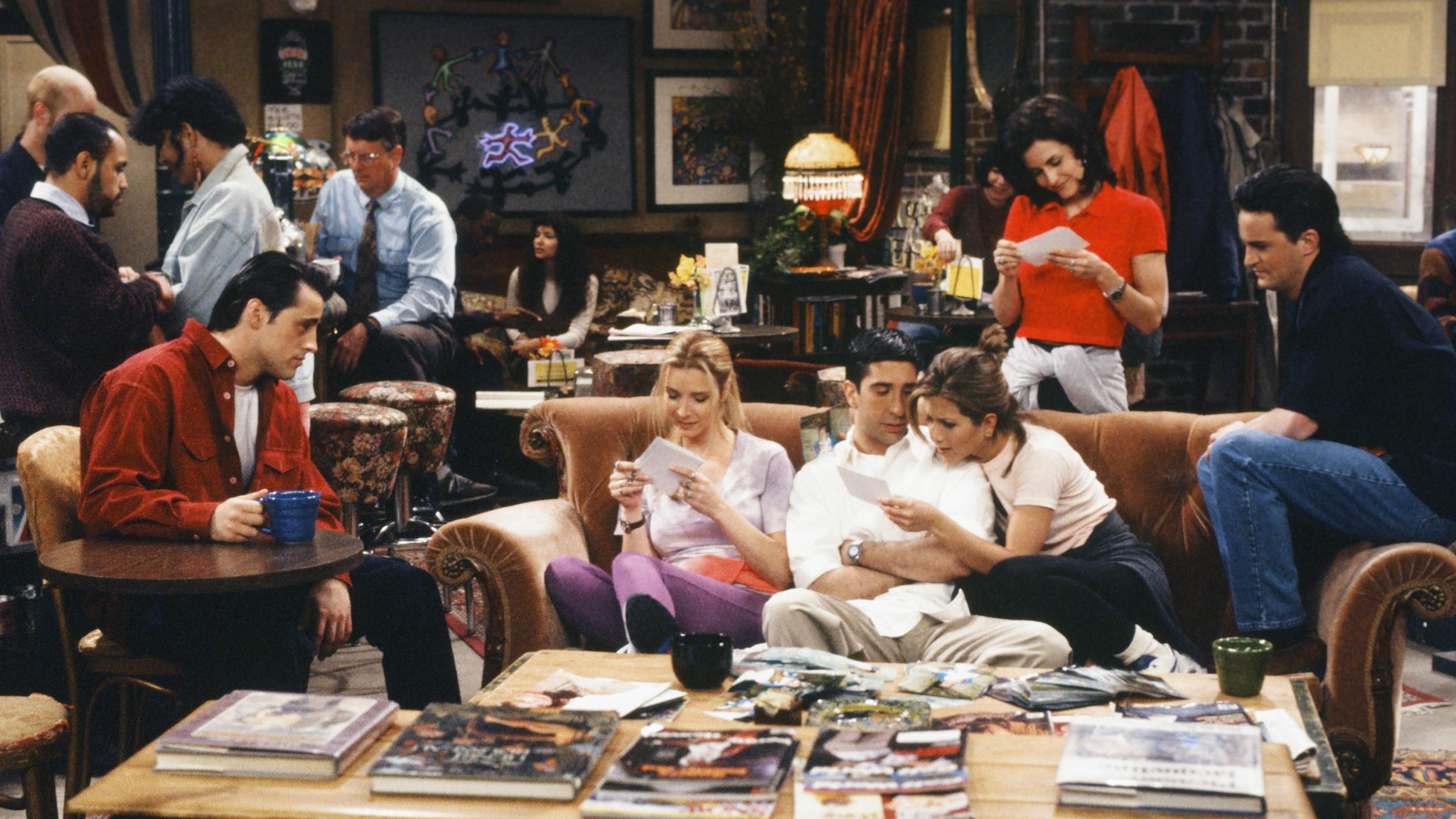 Jennifer Aniston says there won't be a Friends reunion