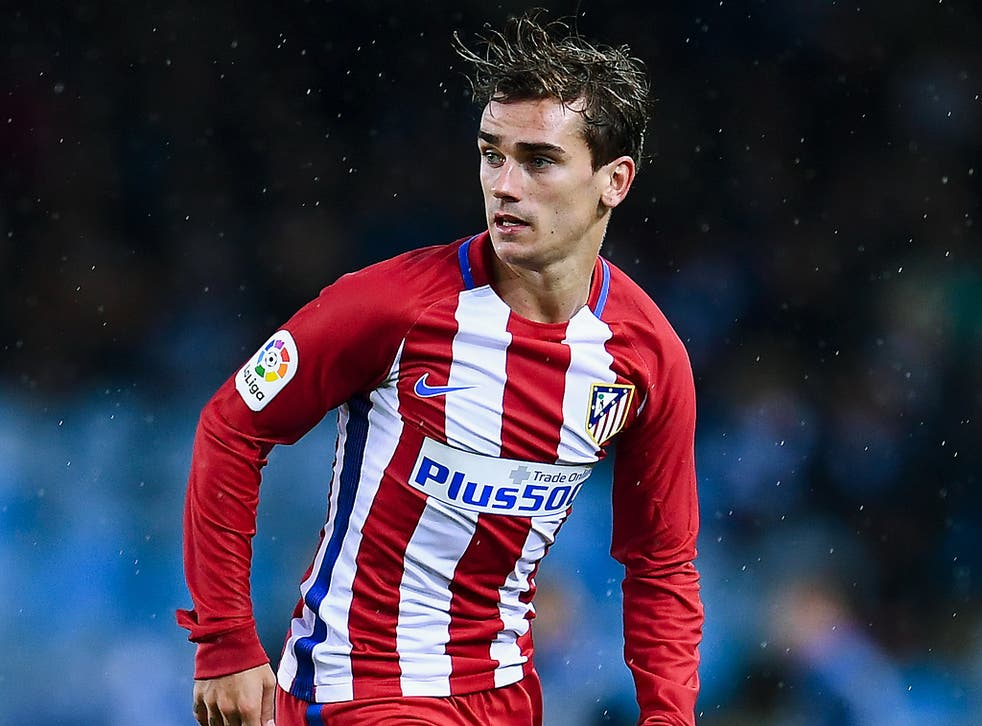 Antoine Griezmann is wanted by Manchester United but Atletico Madrid are refusing to sell