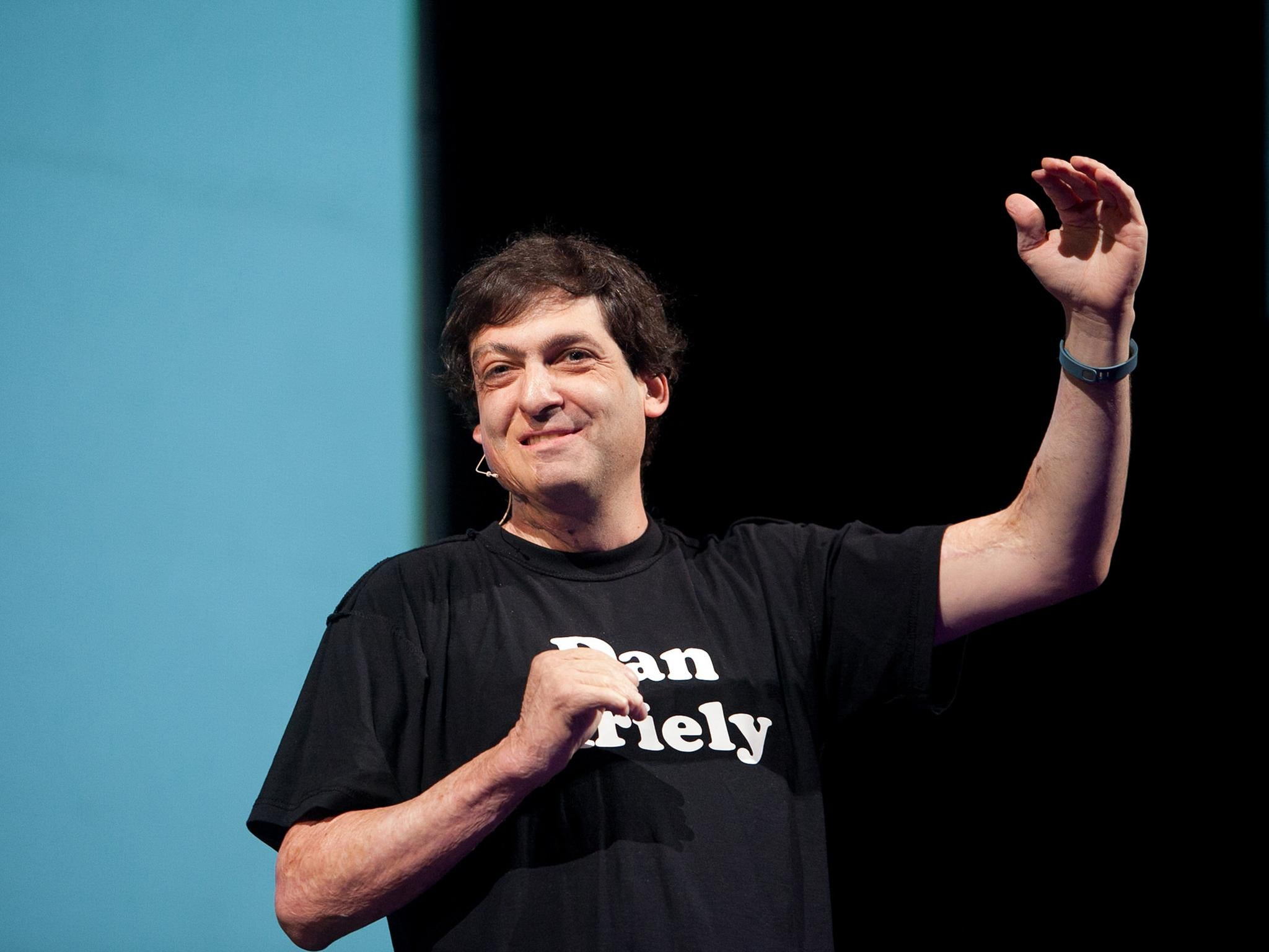 dan ariely accident