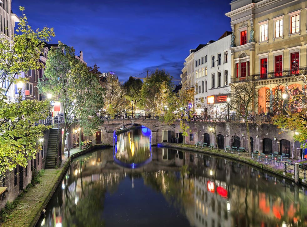 Utrecht will fulfil all your canal-wandering needs