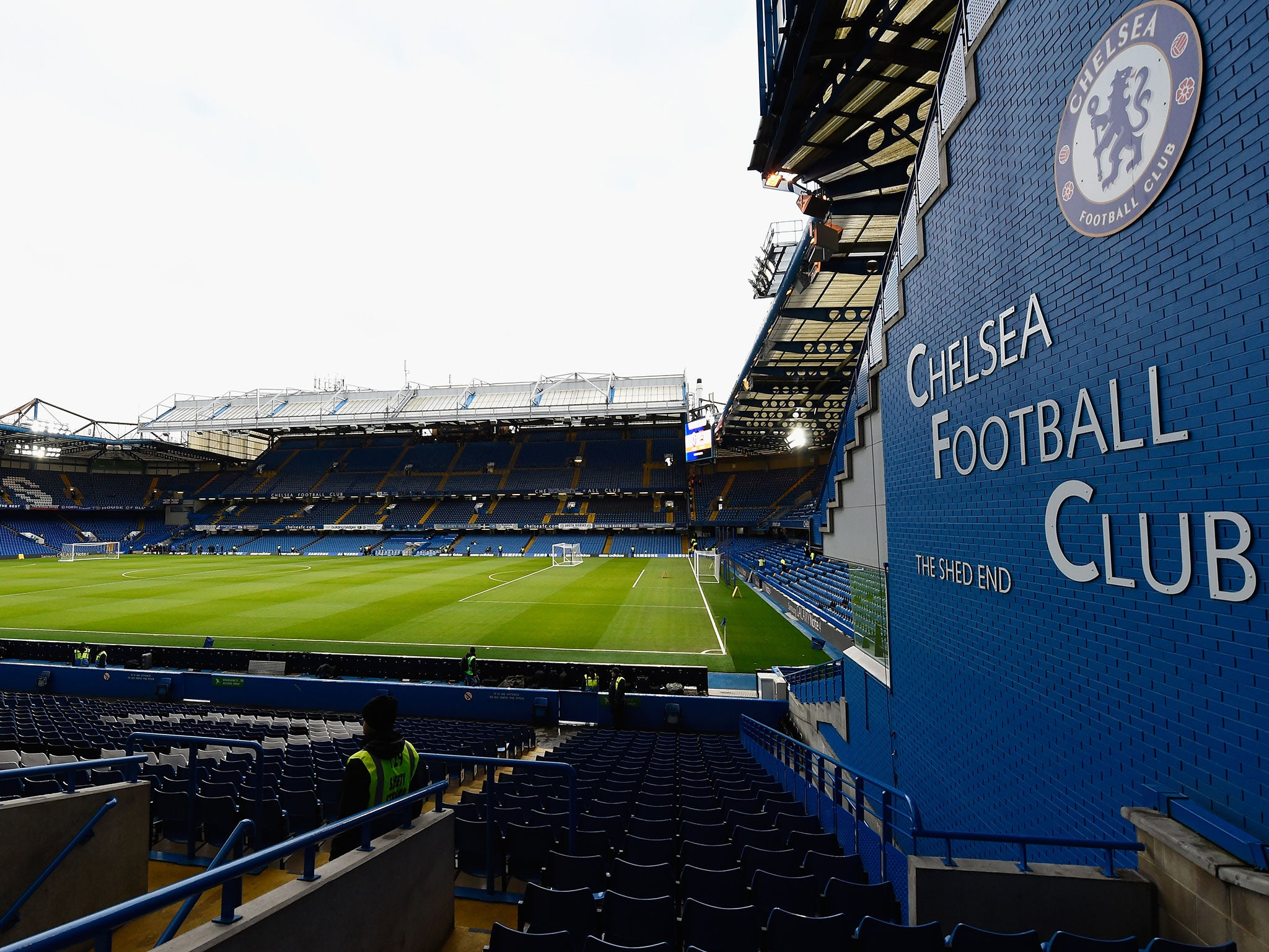 Chelsea Apologises 'profusely' To Gary Johnson Over Sex Abuse