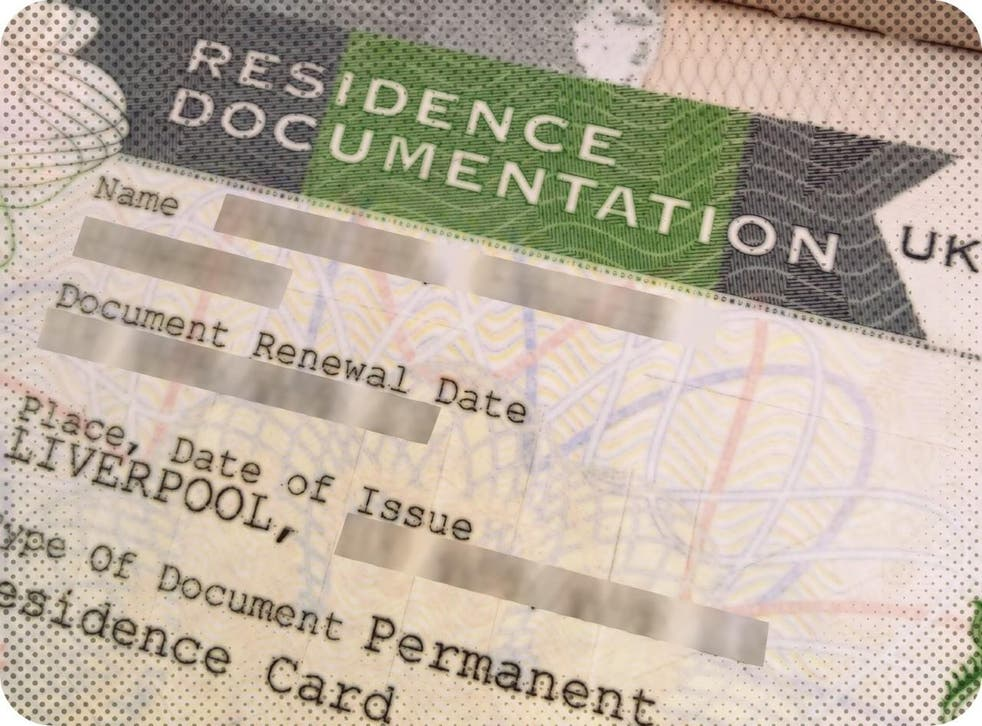 The number of EU citizens applying for permanent residency increased by 36 per cent since Britain voted to leave, according to the latest immigration statistics quarterly data released by the Home Office