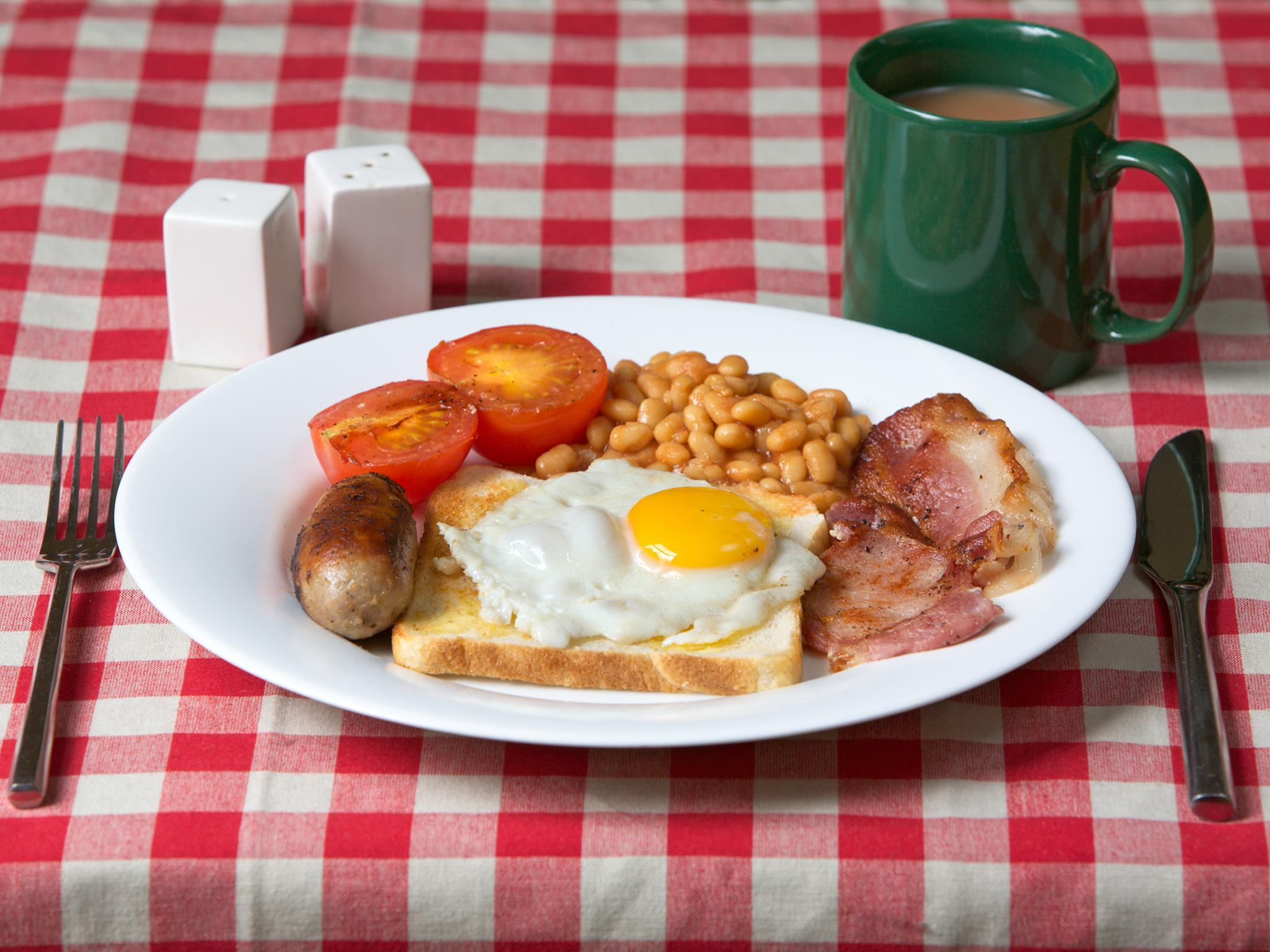 How the Full English Breakfast became a national institution | The ...