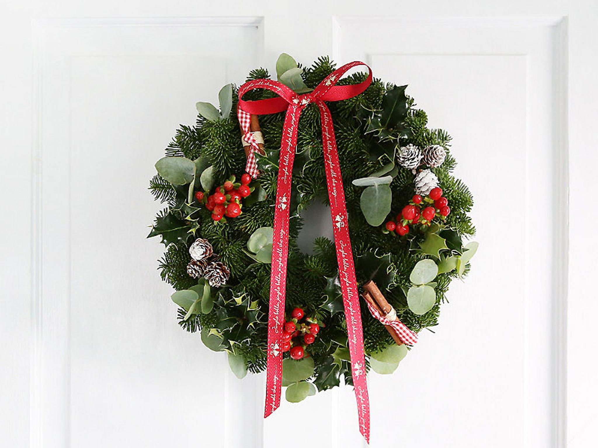 15 Best Real Wreaths The Independent