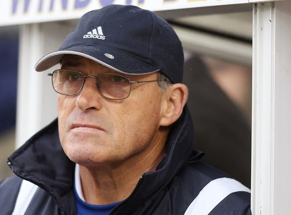Gradi, 75, is now director of football at Crewe Alexandra