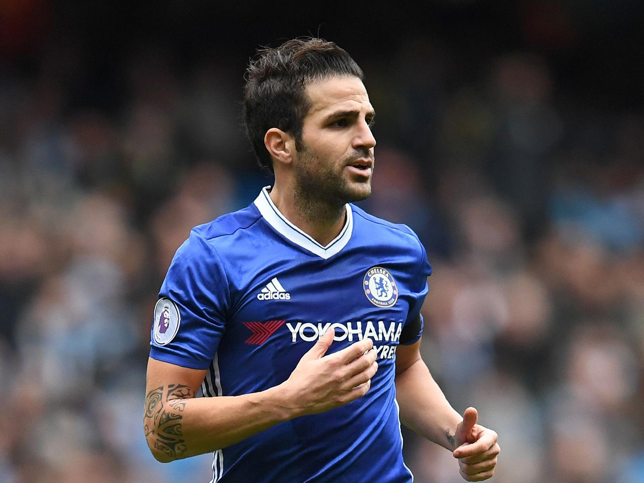 Chelsea news Cesc Fabregas could be latest to head for China as