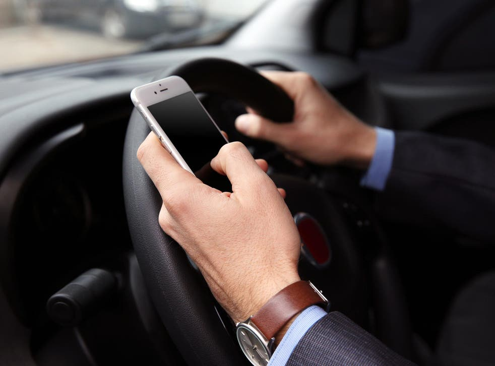Tougher punishments are being considered for those who cause death while on a mobile phone