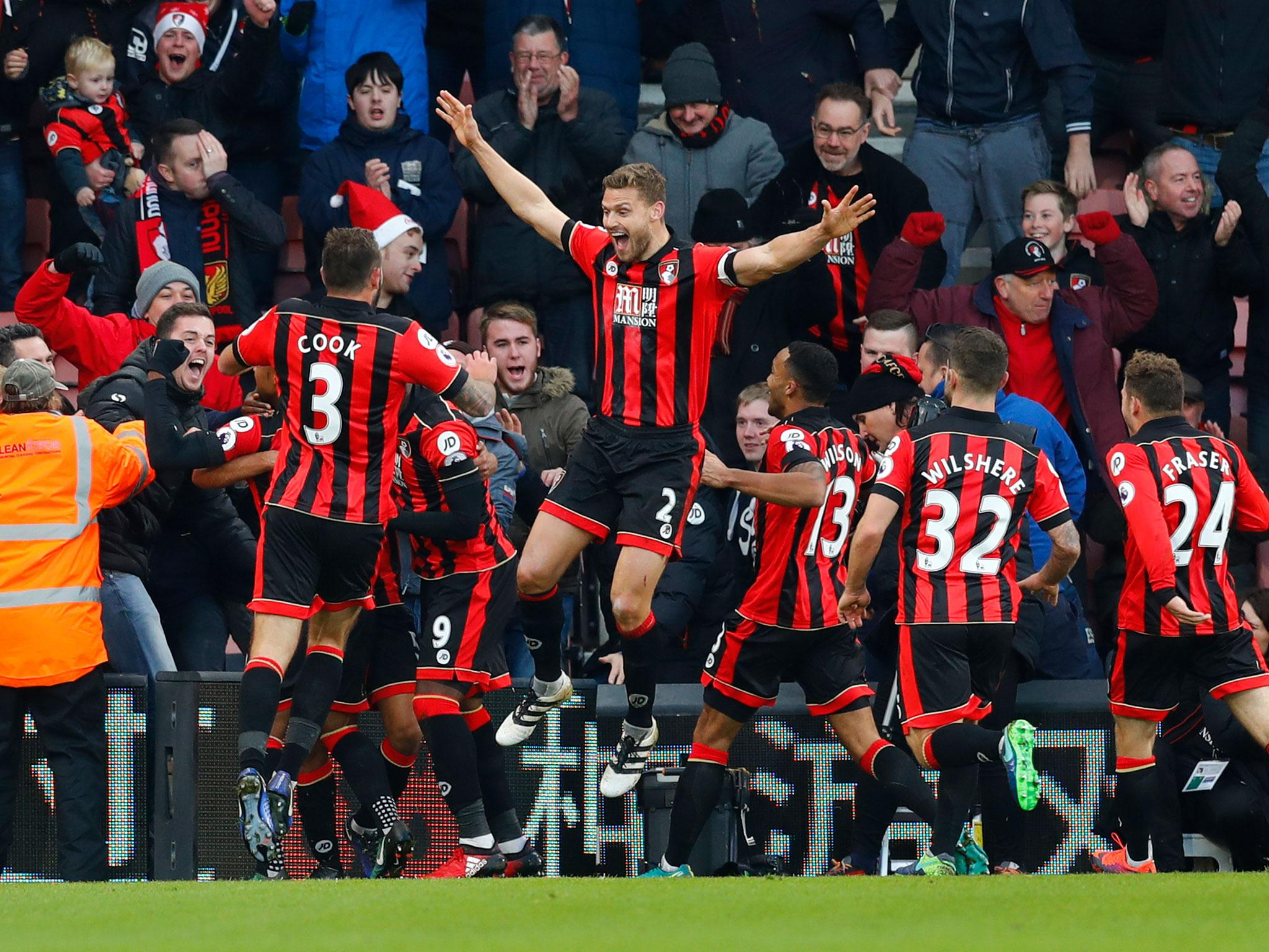 Bournemouth V Liverpool: Bournemouth Vs Liverpool Match Report: Cherries Fight Back