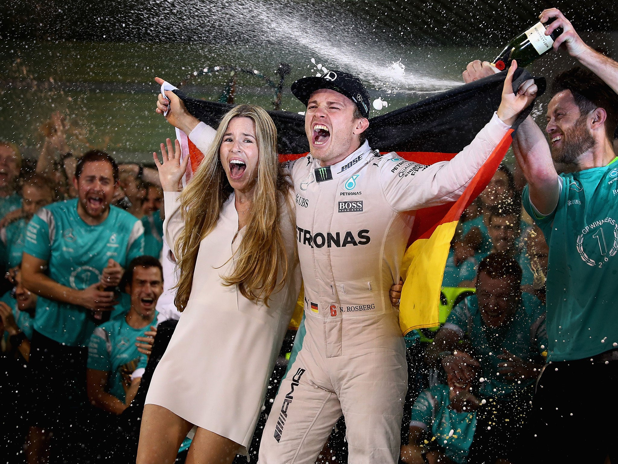 Motorsport 2016 review: Nico Rosberg takes F1 title and ...
