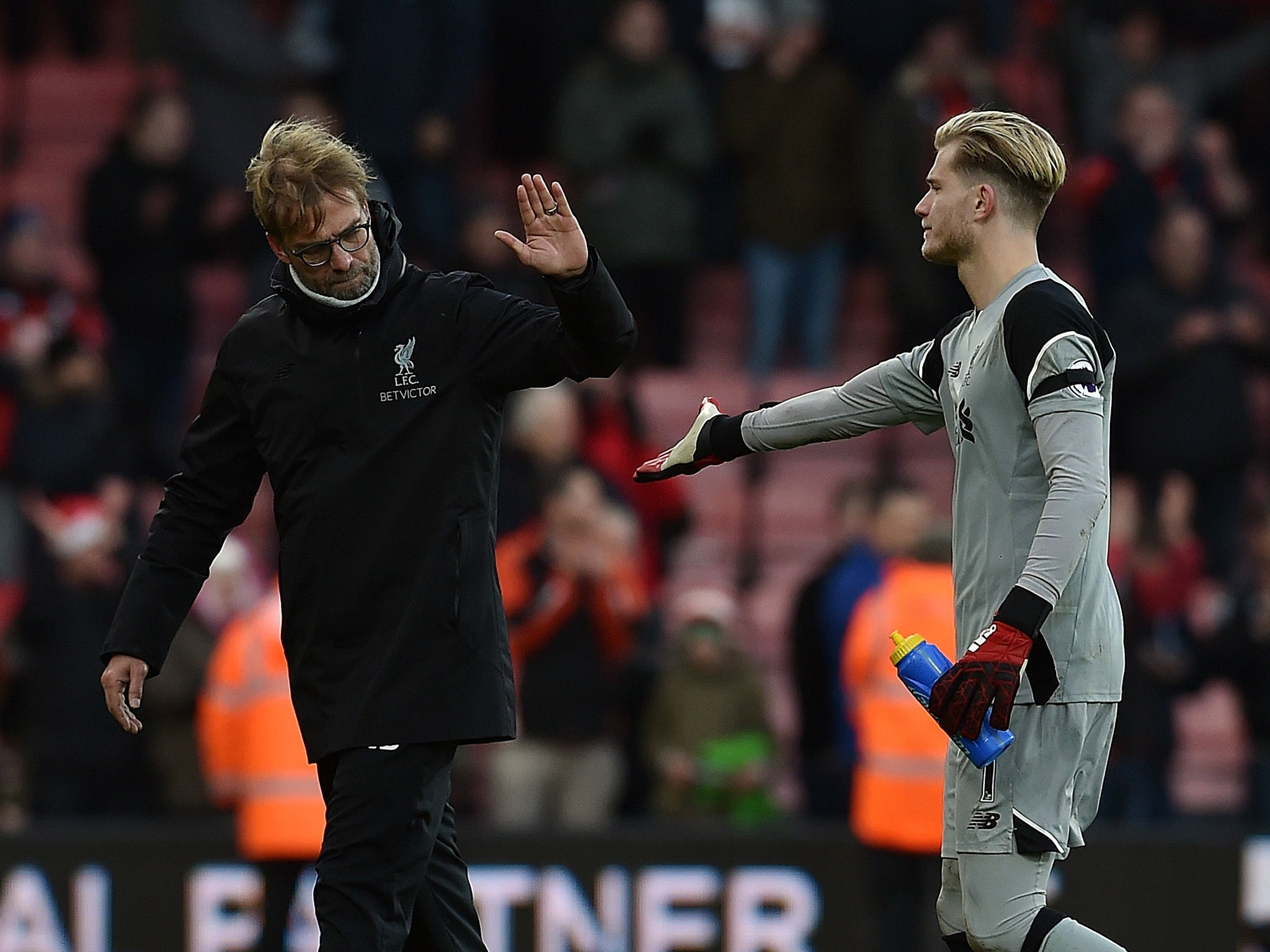 Liverpool: Jurgen Klopp Defends Loris Karius From Jamie