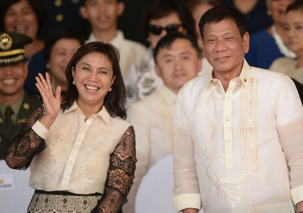 Philippines Vice President Resigns From Cabinet Over President