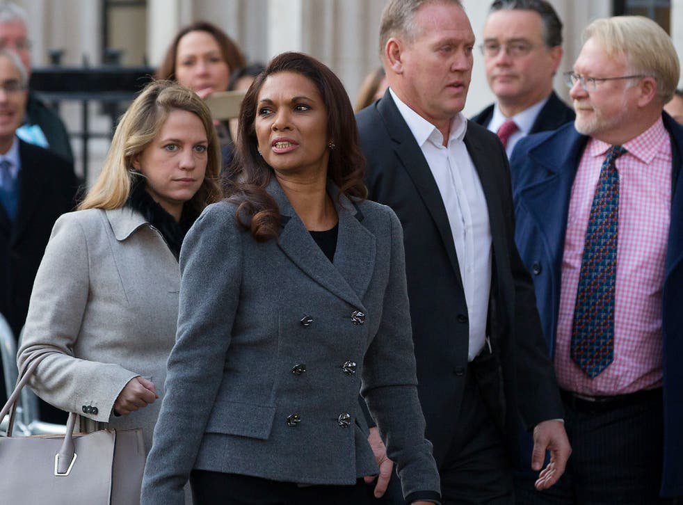 Remain campainger Gina Miller says she has received death threats over the Brexit challenge