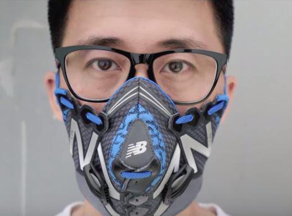 Zhijun Wang first began experimenting with re-purposing sneakers back in 2014
