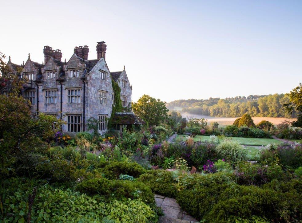 Gravetye Manor, West Sussex