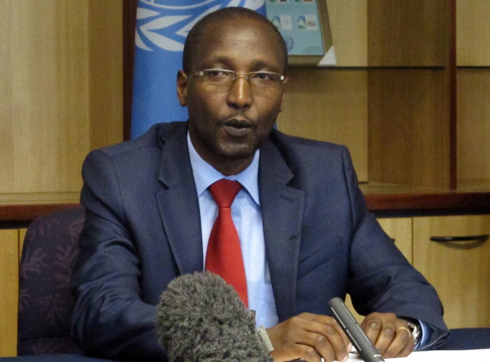 Kenyan rights researcher Mutuma Ruteere o the UN urged Australia not to water down hate-speech prohibitions as bigots and extremists become more vocal