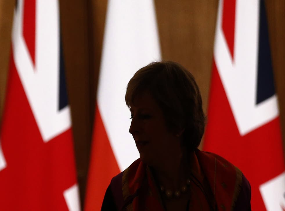 Theresa May's official spokesperson said the two parties are trying to 'frustrate the will of the British people'