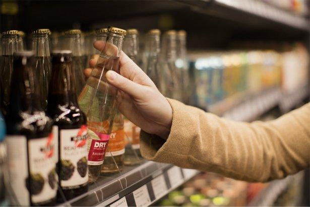 Amazon Go launches, letting people walk into shops and take things from the shelves