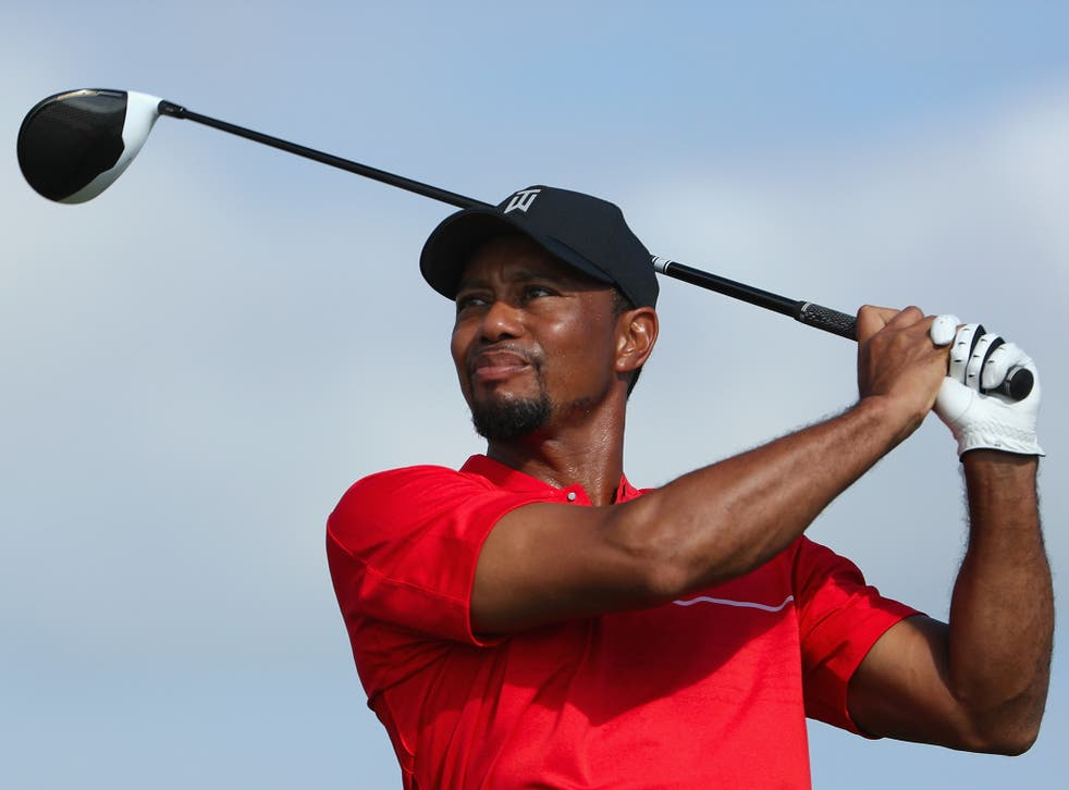 Woods finished the tournament as the leading birdie-maker, with 24