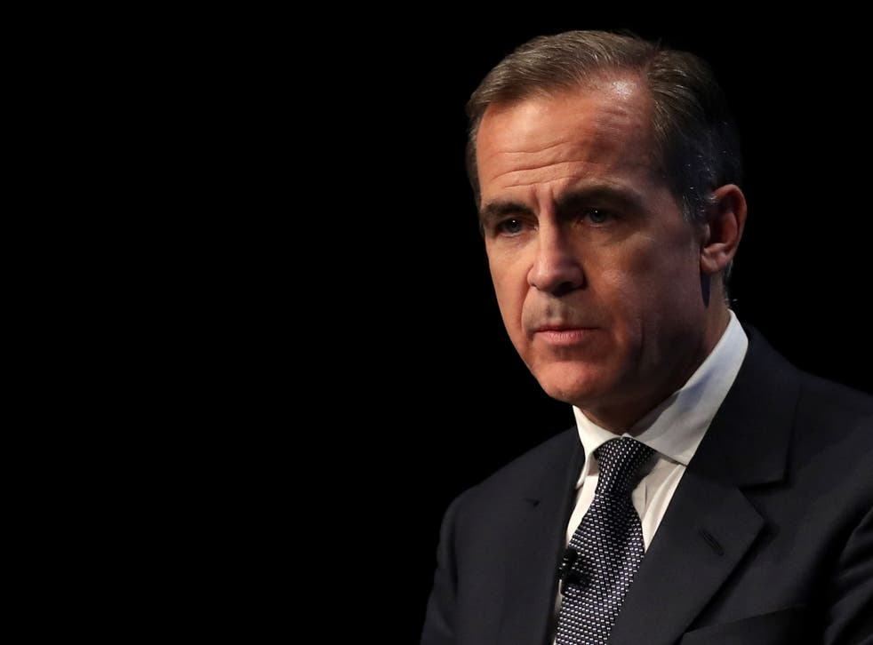 Speaking in his role as Chair of the Financial Stability Board, mark Carney urged companies to open up about the risks they face from climate change