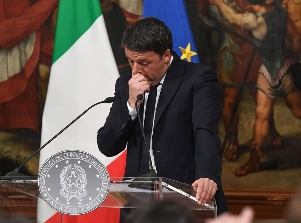 Outgoing Italian PM Matteo Renzi has agreed to stay in power until the Senate passes its 2017 budget in the coming days,