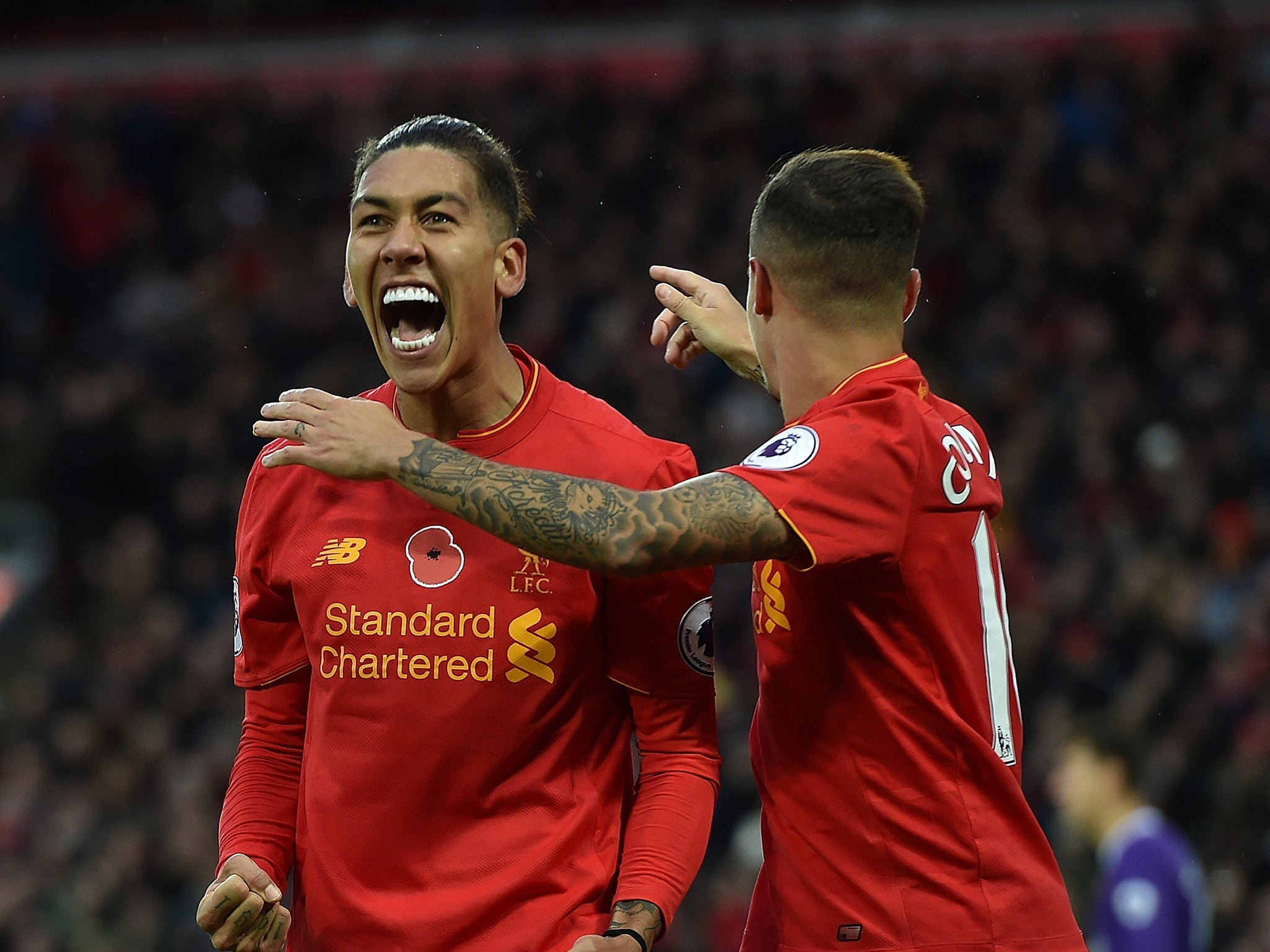 Liverpool transfer news Roberto Firmino s contract contains