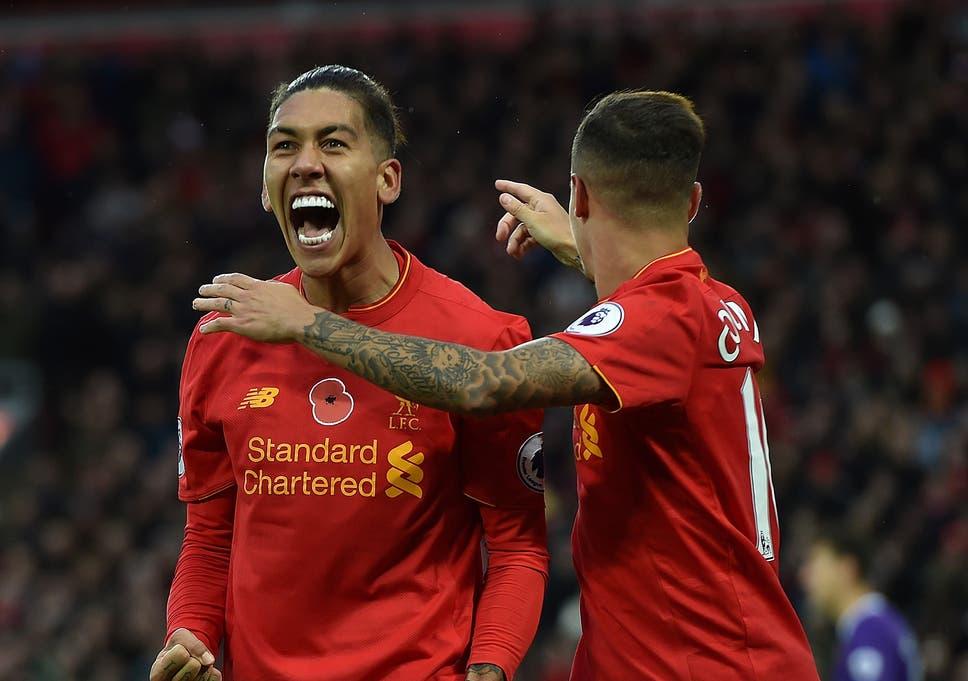 quality design 6ba73 4a4e3 Liverpool transfer news: Roberto Firmino's contract contains ...