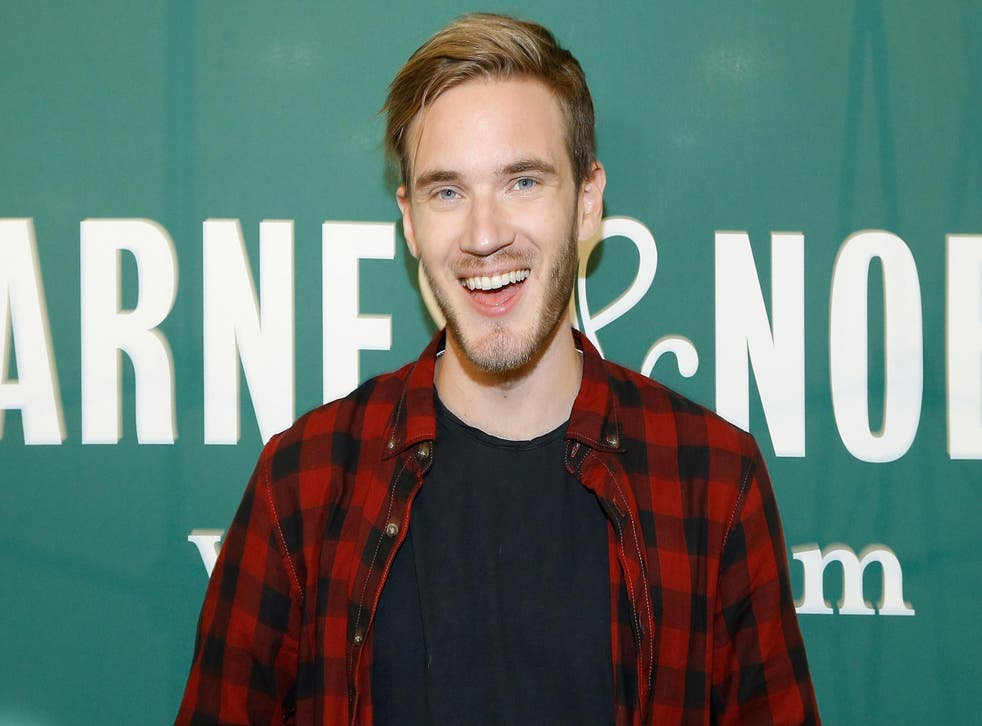 Forbes named PewDiePie the highest-paid YouTuber for the second year in a row