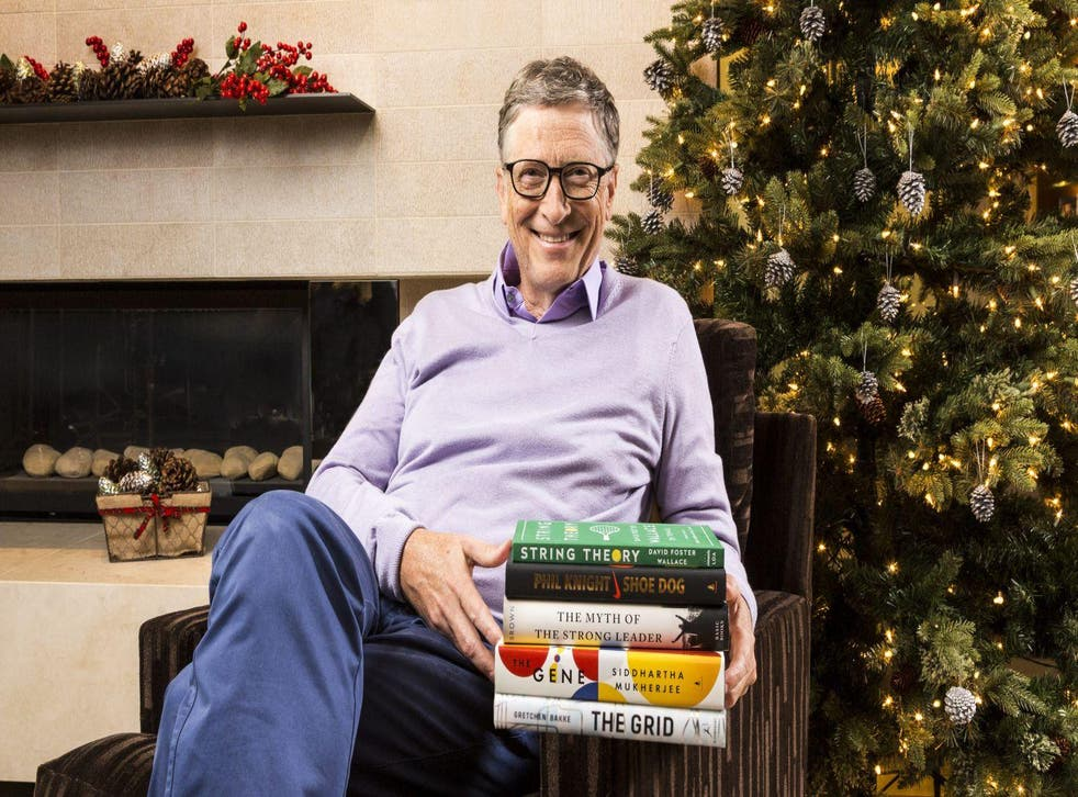 The billionaire has picked a handful of books that look at current economic, scientific and political questions