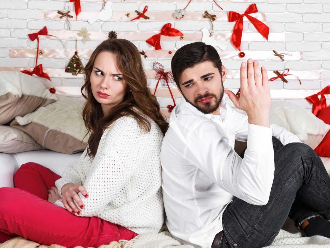 The Christmas break: Why 11 December is the busiest day of the year for couple's splitting up