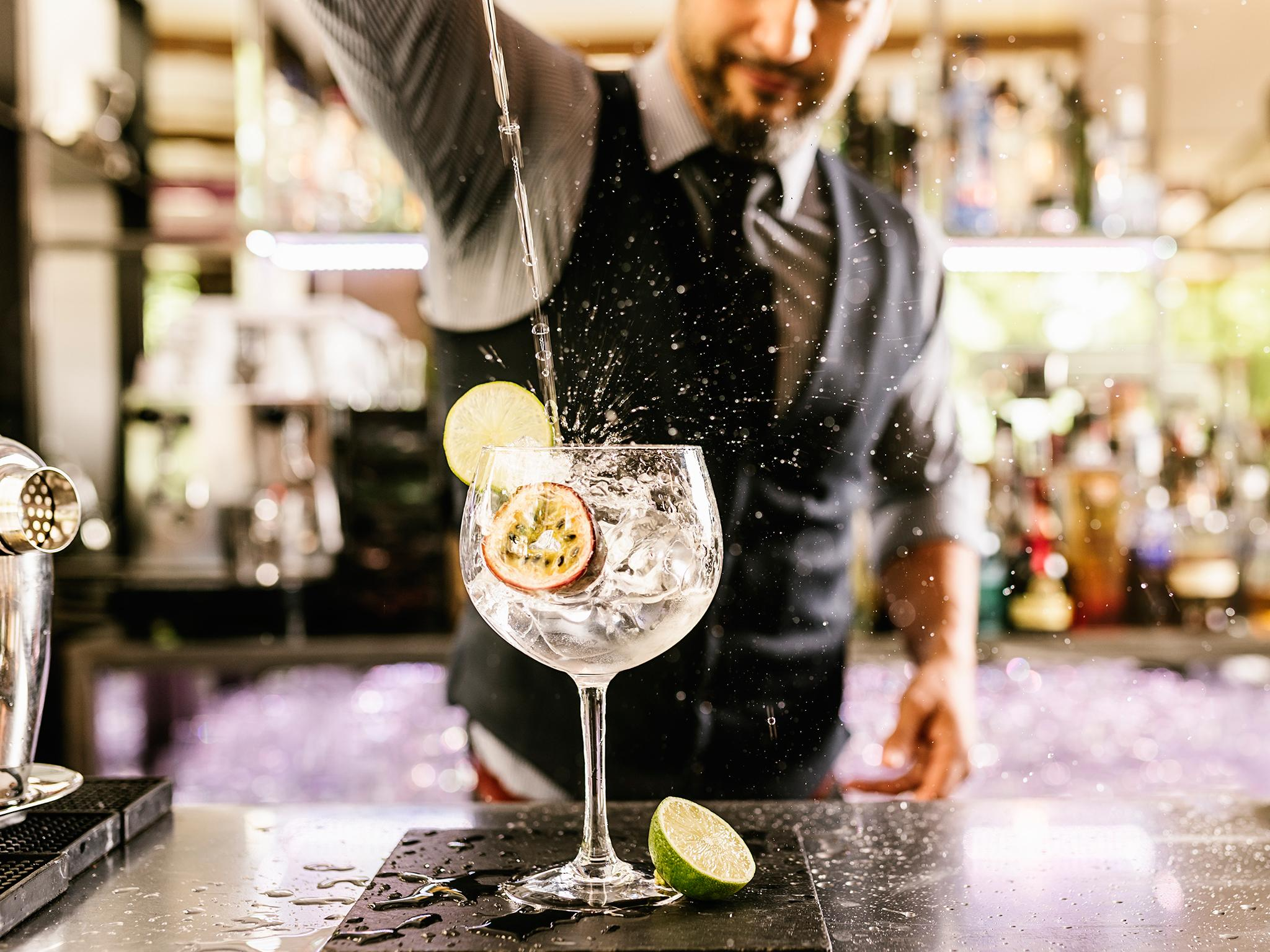 World-leading bartender gives away all his secrets to making the perfect cocktail
