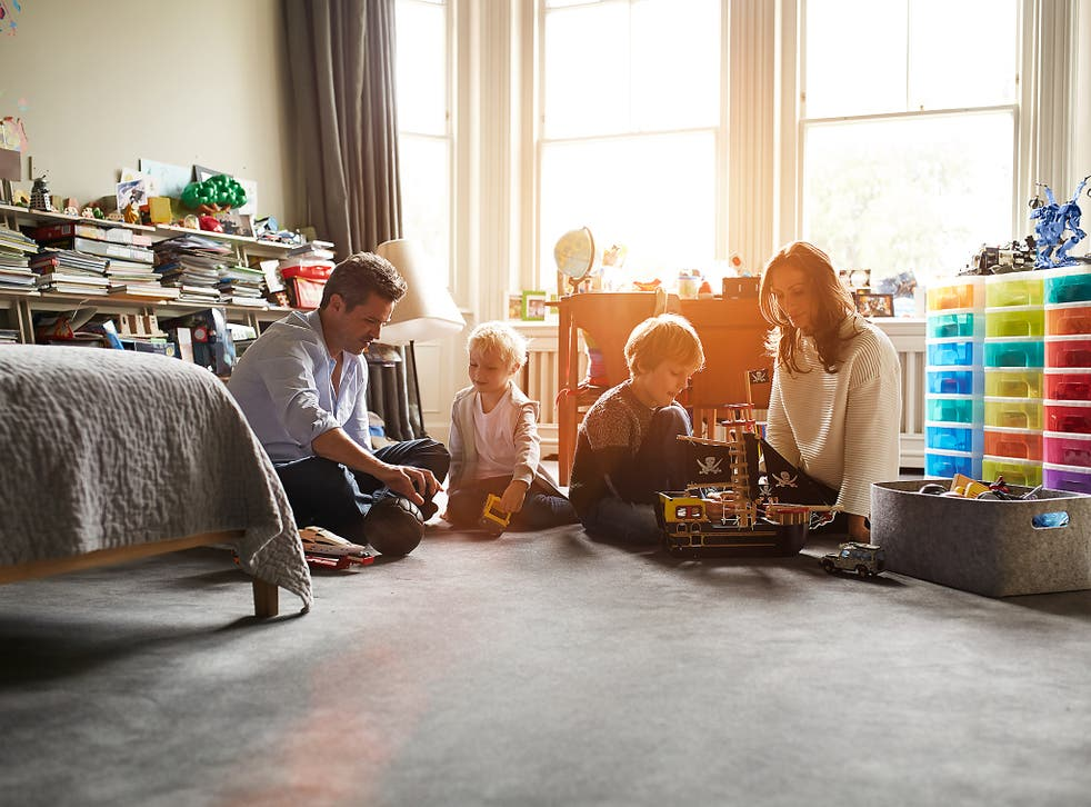 Britain's long-hours working culture is having a profound impact on the amount of time families spend with each other
